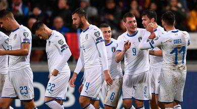 Liechtenstein-Italia 0-5: Bernardeschi e Belotti show, Mancini come Pozzo