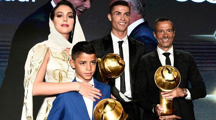 Mendes: Cristiano Ronaldo meglio di Pelé
