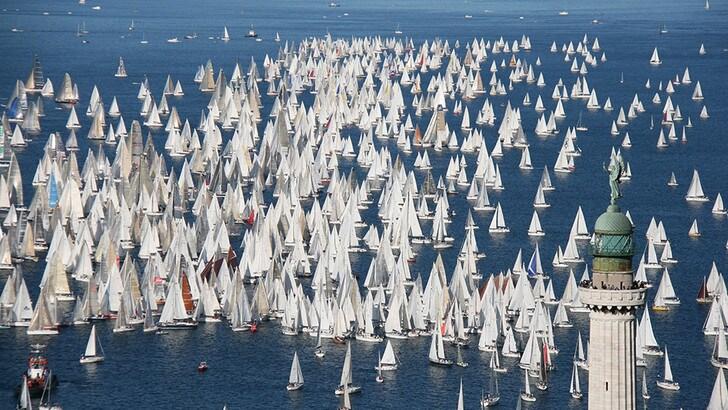 La Barcolana di Trieste veste North Sails