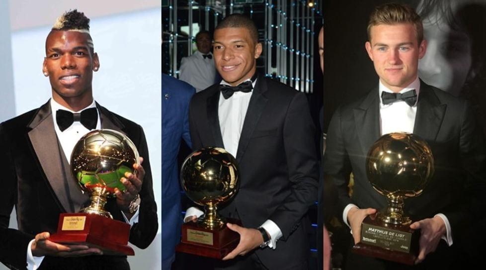 <p>Ripercorriamo dal 2003 a oggi tutti i calciatori che si sono aggiudicati l'ambito premio di Tuttosport</p>