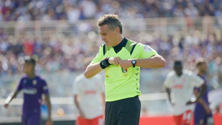 Serie A, arbitri: Juve-Bologna a Irrati, Abisso per il Torino