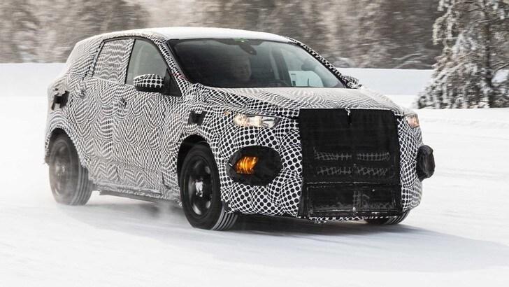 Ford, arriva il teaser del SUV elettrico