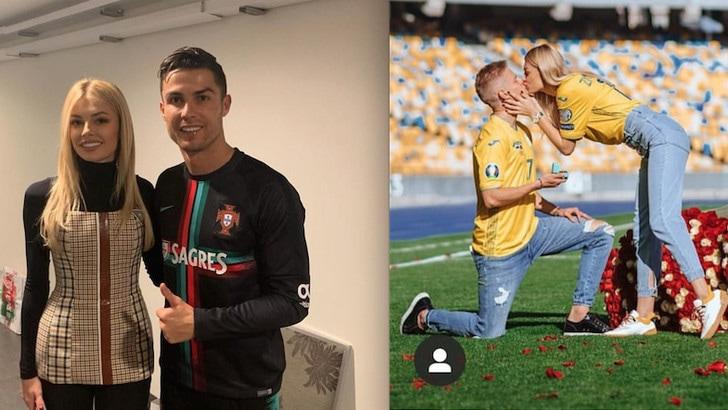 Vlada: prima la foto con Ronaldo poi il sì a Zinchenko