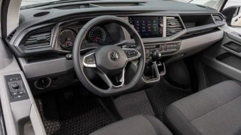 Volkswagen Transporter TS.1: prezzo, caratteristiche e allestimenti
