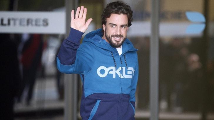 Alonso centra il primo successo nel Rally