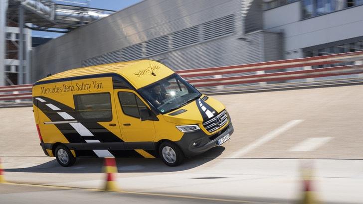 Mercedes Sprinter, terza generazione del van