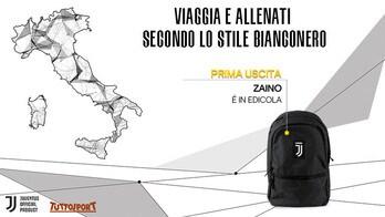 Juventus Traveller & Fitness . La collezione ufficiale in edicola