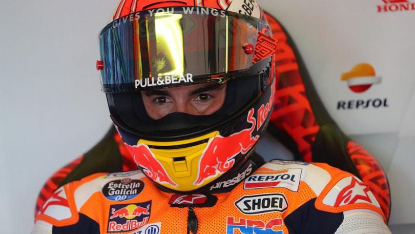 """Marc Marquez: """"In futuro potrei partecipare alla Dakar"""""""