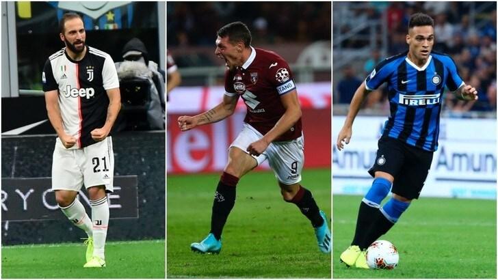 Tutte le probabili formazioni dell'ottava giornata di Serie A