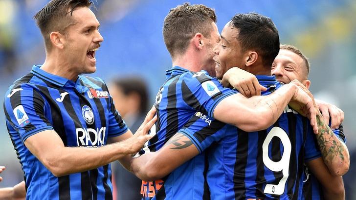 Lazio-Atalanta 3-3: gol e emozioni all'Olimpico