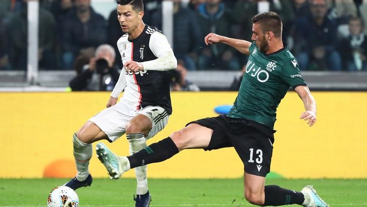 Juventus-Bologna 2-1, il tabellino