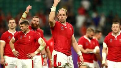 Mondiale rugby, il Galles supera la Francia e approda in semifinale
