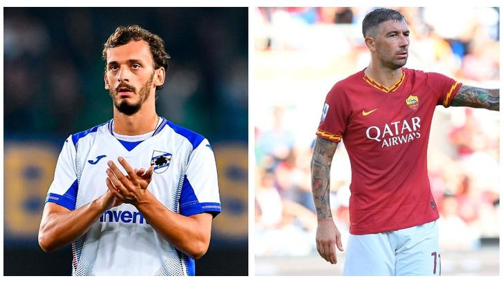 Diretta Sampdoria-Roma ore 15: come vederla in tv e formazioni ufficiali