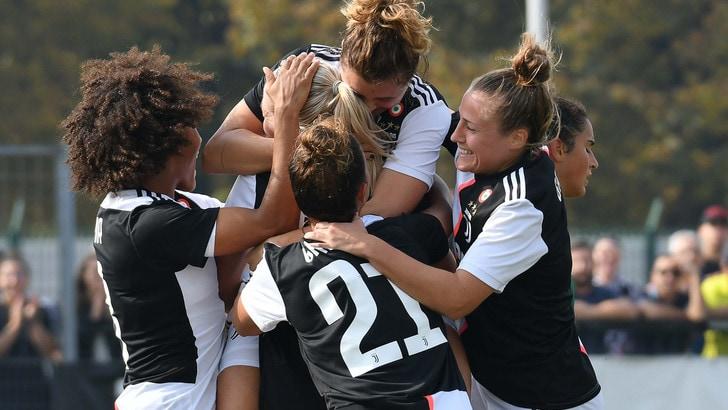 La Juve fa suo il primo derby d'Italia: Rosucci, Girelli e Cernoia stendono l'Inter