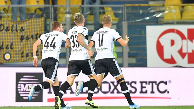 """D'Aversa: """"Parma, che mentalità!"""""""