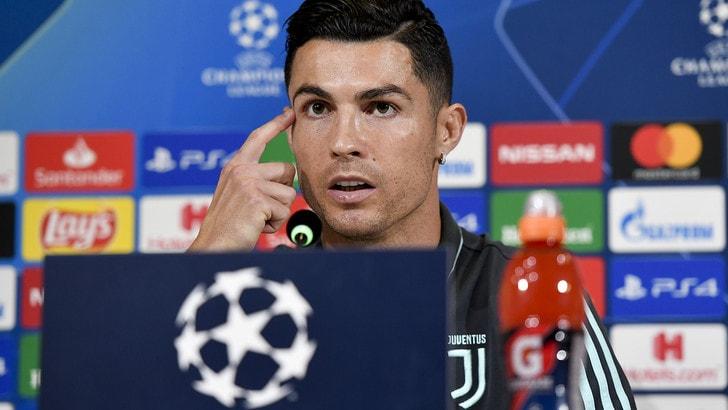 """Juve, Ronaldo: """"Con Sarri abbiamo più fiducia in noi e creiamo di più"""""""