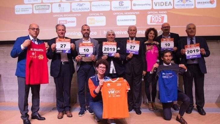 Domenica 27 ottobre al via la Huawei Venicemarathon con tanti progetti