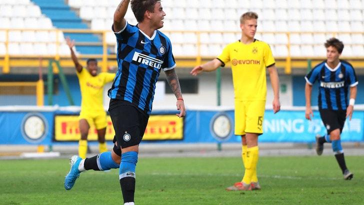 Youth League, Fonseca-show: troppa Inter per il Borussia Dortmund