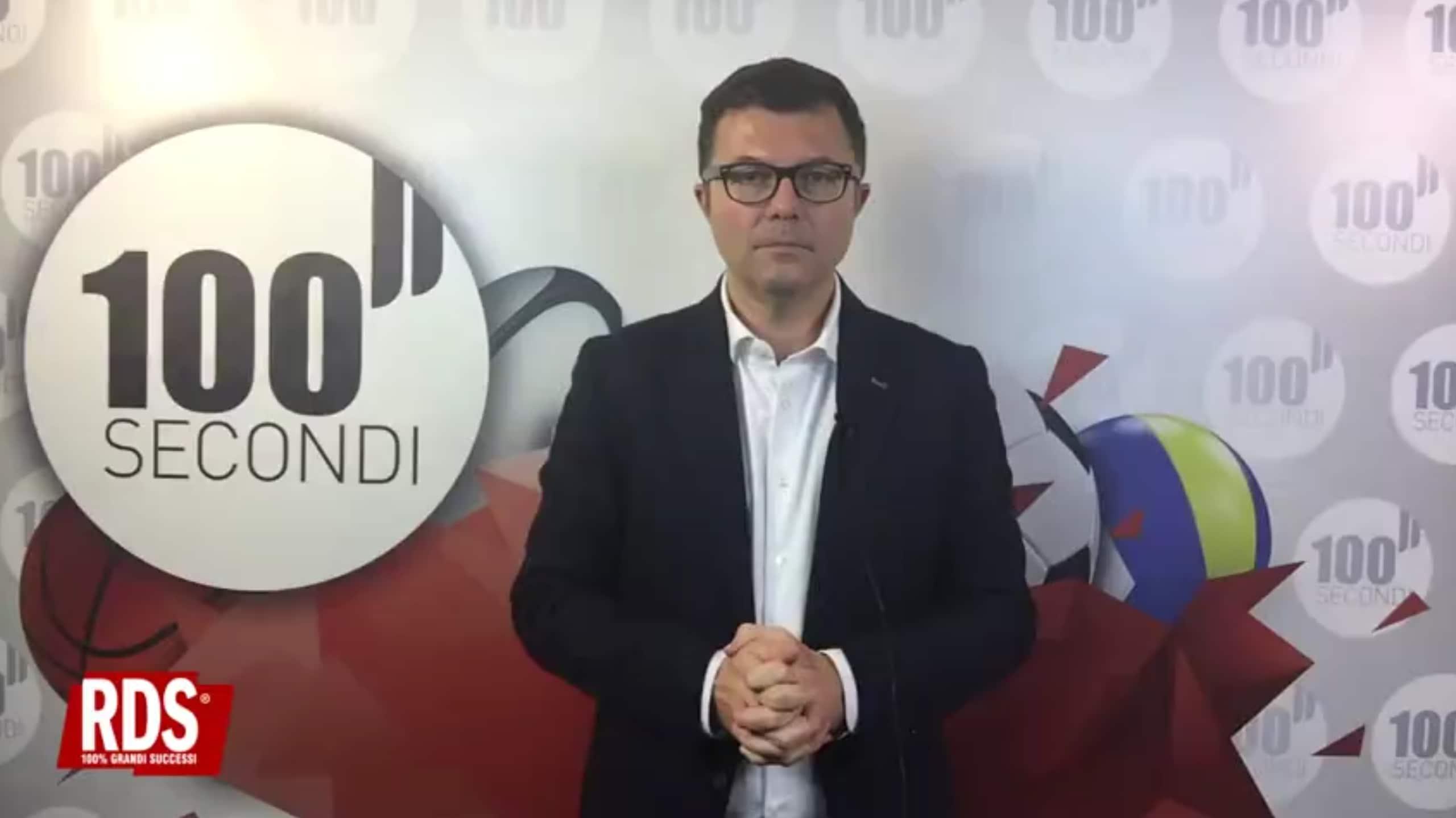 """I 100 secondi di Guido Vaciago: """"La Juve di Sarri cresce con calma"""""""