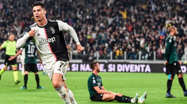 Cristiano Ronaldo prepara lo sprint: possibile turnover con Lecce o Genoa