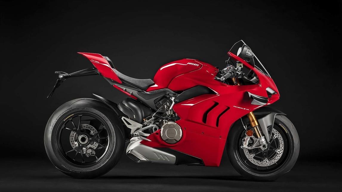 Ducati Panigale V4 e V4S 2020, le immagini