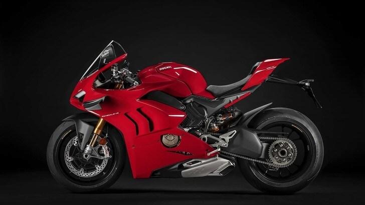 Ducati Panigale V4 e V4S 2020, le novità della superbike