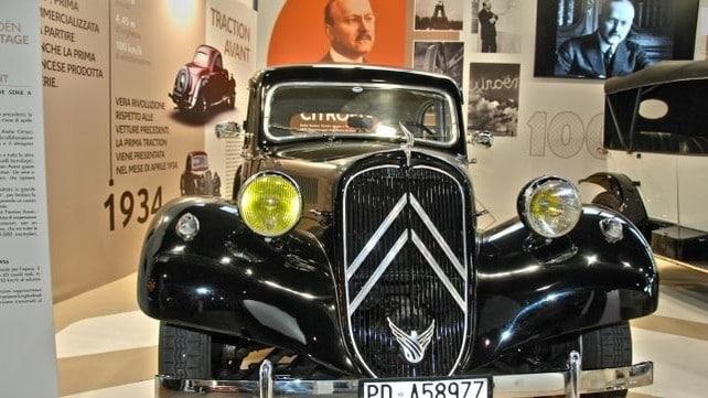 Auto e Moto d'Epoca, i modelli storici di Citroen: FOTO