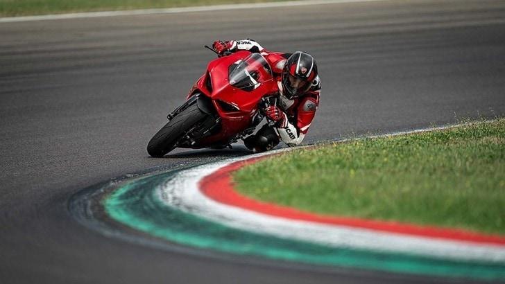 Ducati Panigale V2, sportiva di media cilindrata