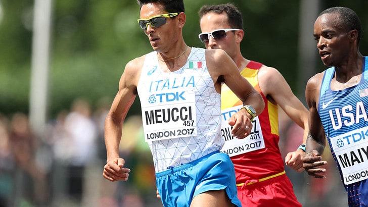Maratona di Francoforte per il riscatto di Daniele Meucci