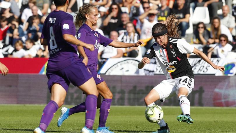 Trionfo Juve: 2-0 alla Fiorentina, la Supercoppa è bianconera