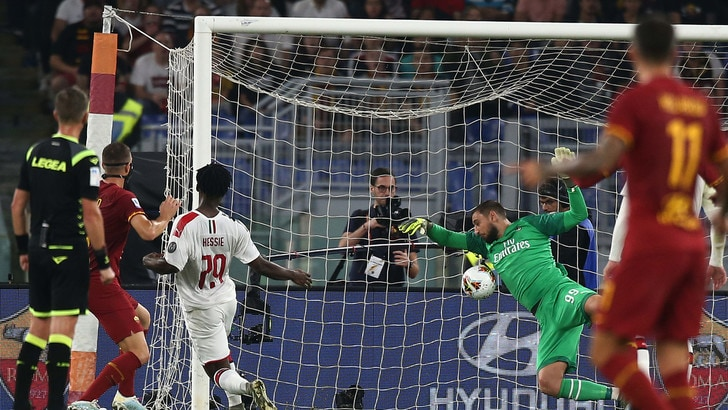 Diretta Milan-Roma ore 17.15: come vederla in tv, in streaming e formazioni ufficiali