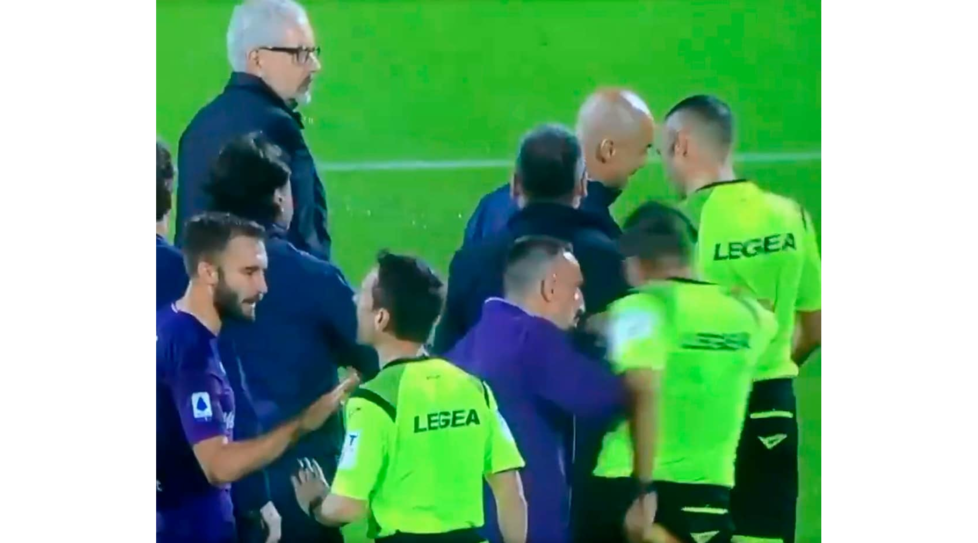 Risultati immagini per Fiorentina, Ribery rischia pesante squalifica