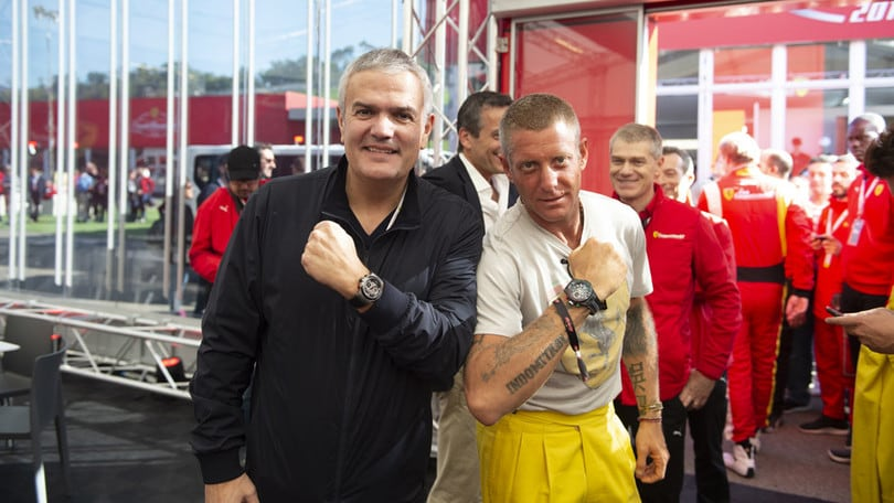 Grande festa al Mugello per Ferrari