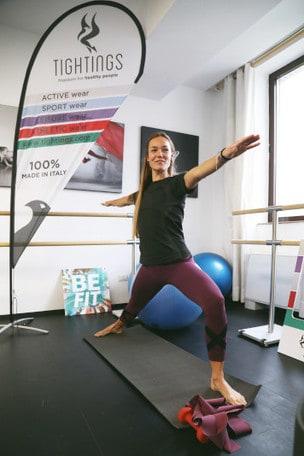 Un nuovo concetto di sportswear: arrivano i Tightings, per allenarsi e non solo