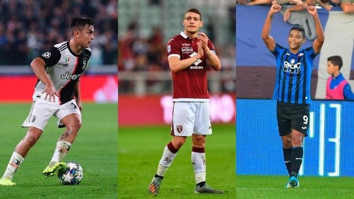 Tutte Le Probabili Formazioni Della Decima Giornata Di Serie A Tuttosport