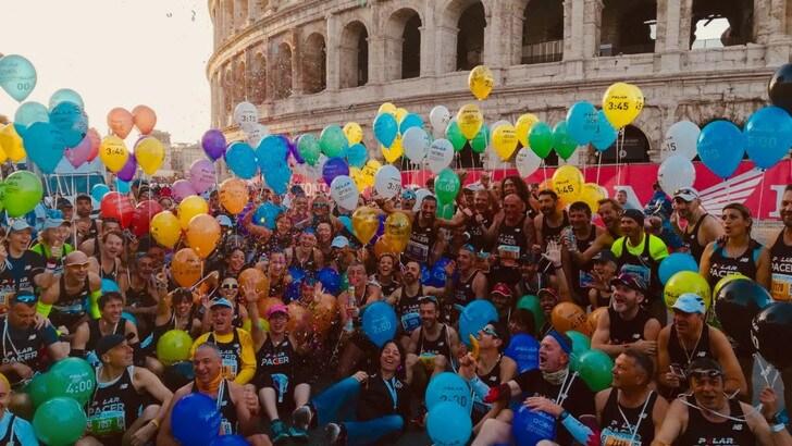 Parte la ricerca dei Pacer di Run Rome The Marathon