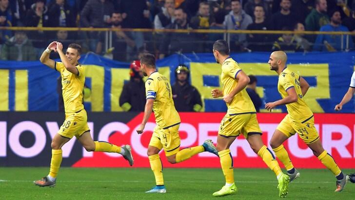 Serie A, Parma-Verona 0-1: Lazovic segna, Gervinho sbatte sulla traversa