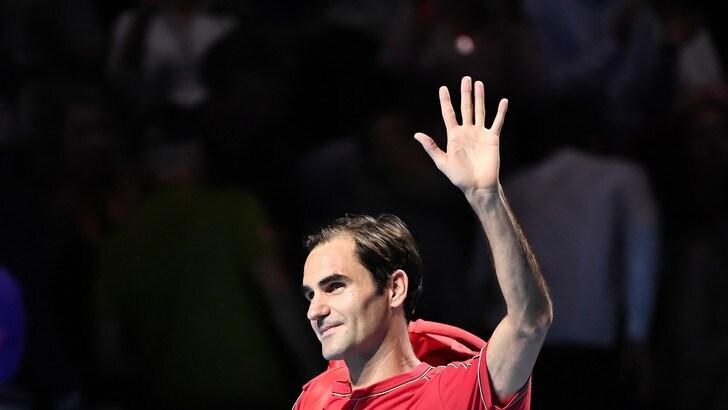 Federer salterà la prima Atp Cup