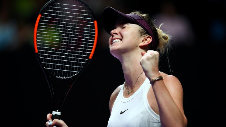 Svitolina in semifinale alle Wta Finals: Halep ko in due set