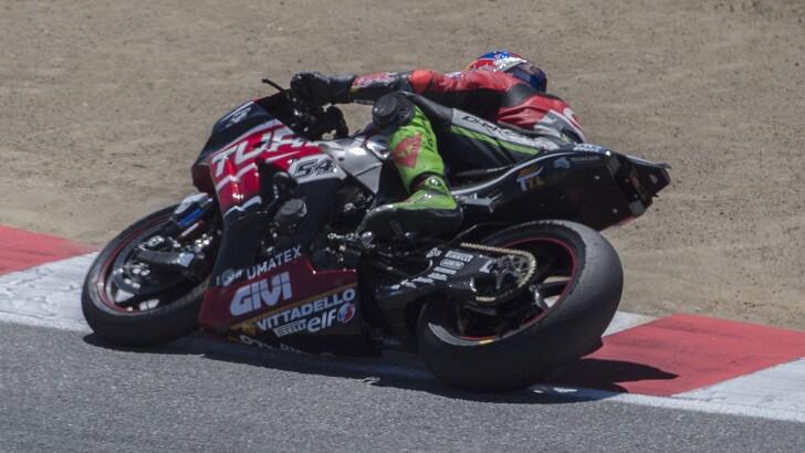 Superbike: il Puccetti Racing ingaggia Fores per il 2020