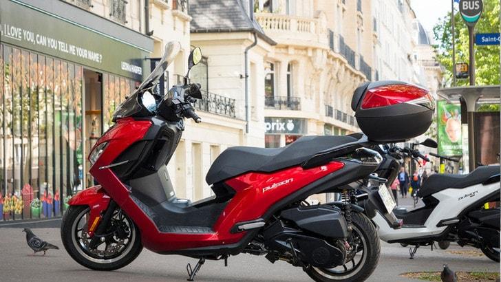 Peugeot Motorcycles diventa Mahindra
