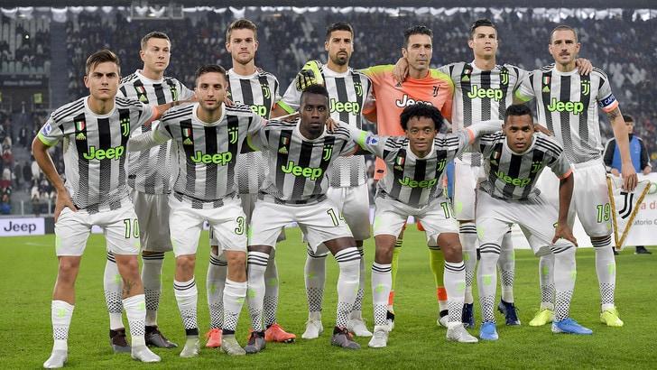 Juve, maglia speciale contro il Genoa: ecco perché
