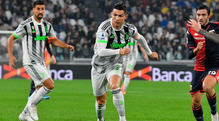 Juve all'ultimo assalto: ci pensa Ronaldo
