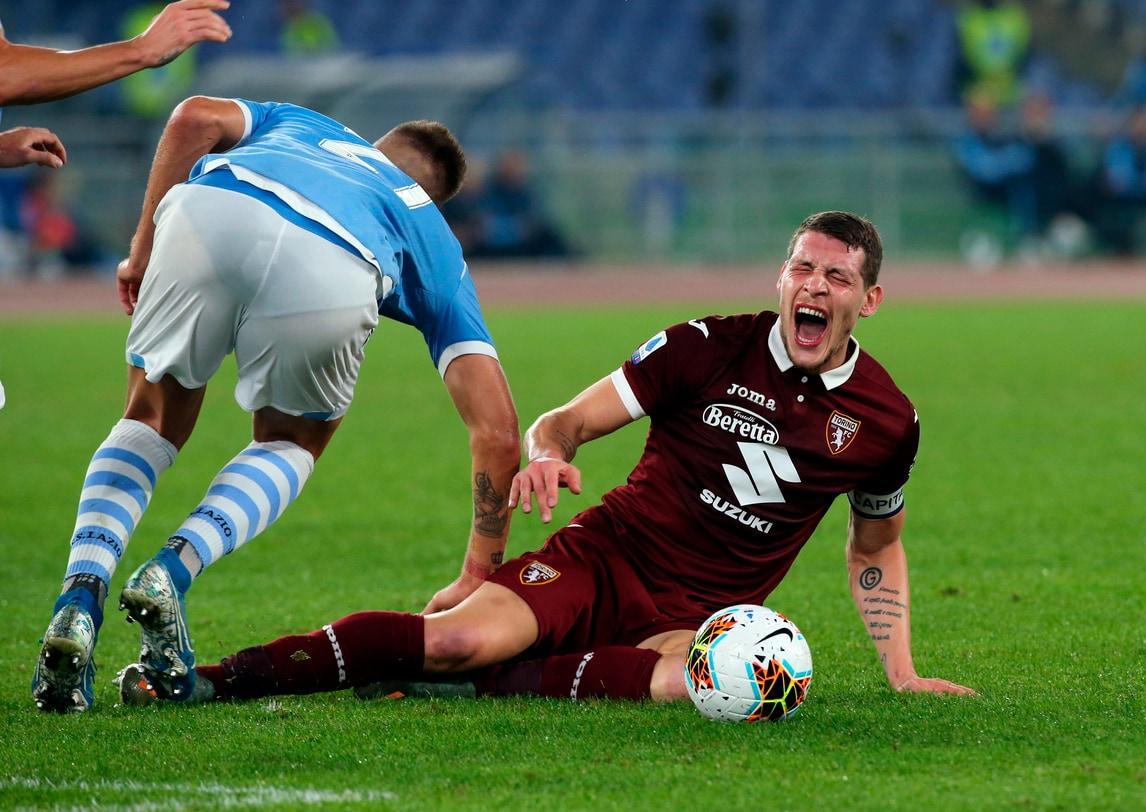 Lazio-Torino 4-0, Immobile vince il duello con Belotti