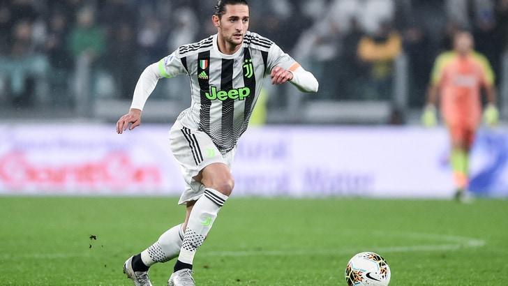 Serie A, una giornata di squalifica per Rabiot e Nkoulou