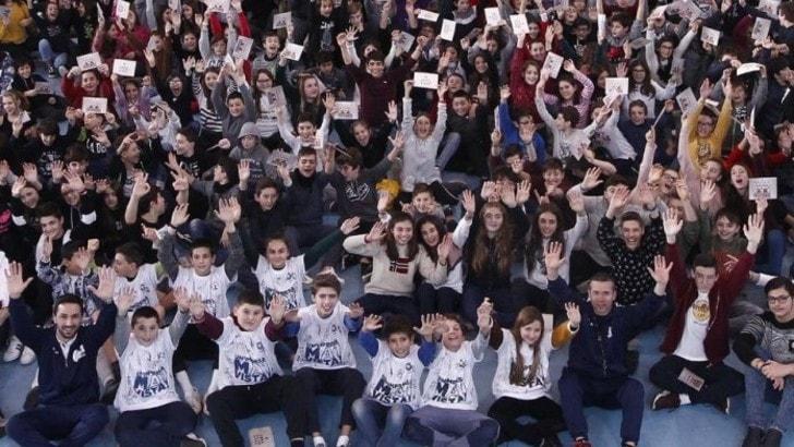 A Siena riparte il 'Progetto Scuola' della Emma Villas