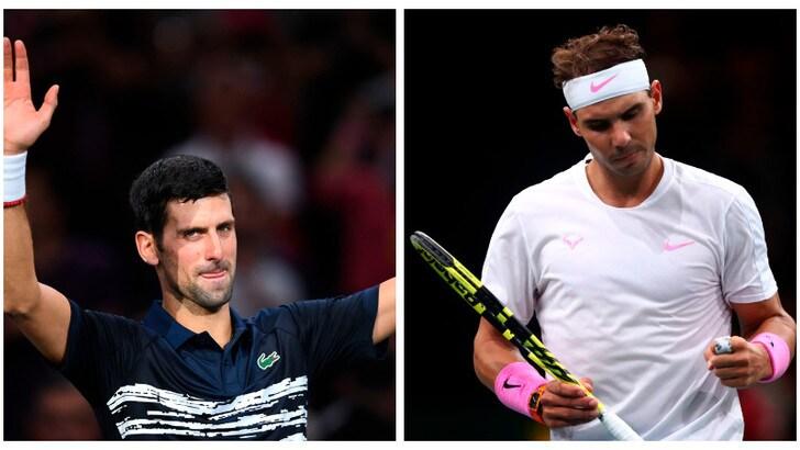 Parigi-Bercy: Nadal batte Wawrinka e conquista i quarti. Bene Djokovic, fuori Zverev