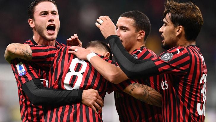 Milan-Spal 1-0: Suso regala tre punti a Pioli