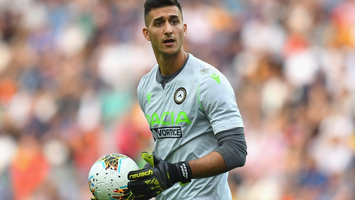 Inter, Musso e un futuro al fianco di Handanovic