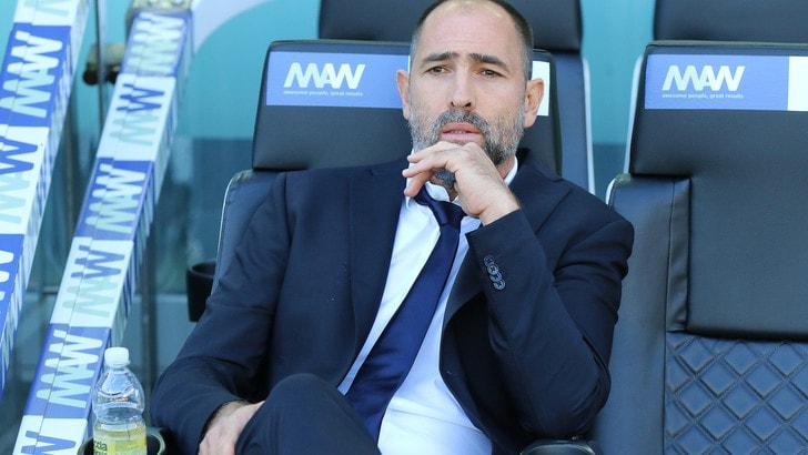 Udinese, ora è ufficiale: Tudor sollevato dall'incarico